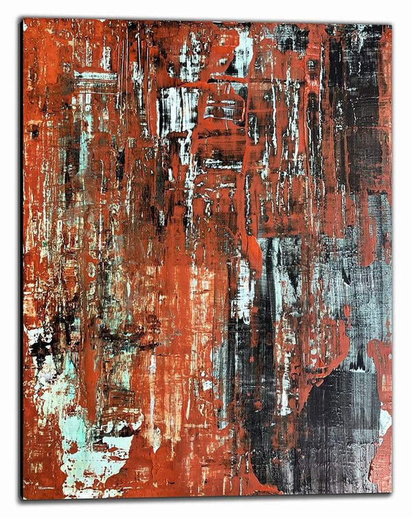 "Reapply Red | 16""x20"""