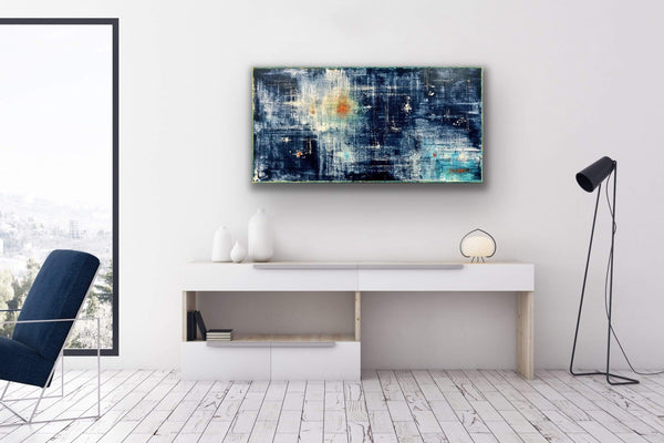 "Robert Tillberg Space Invaders | 24""x48"""