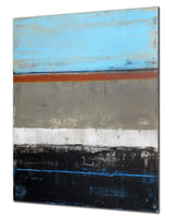"Robert Tillberg Stacked | 60""x48"""
