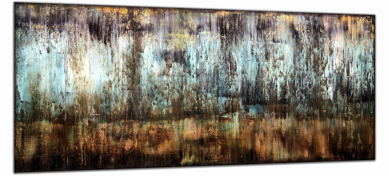 "Suspended By Bliss | 80""x36"""