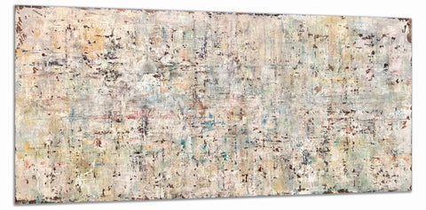"Robert Tillberg Tattered By Time | 48""x24"""