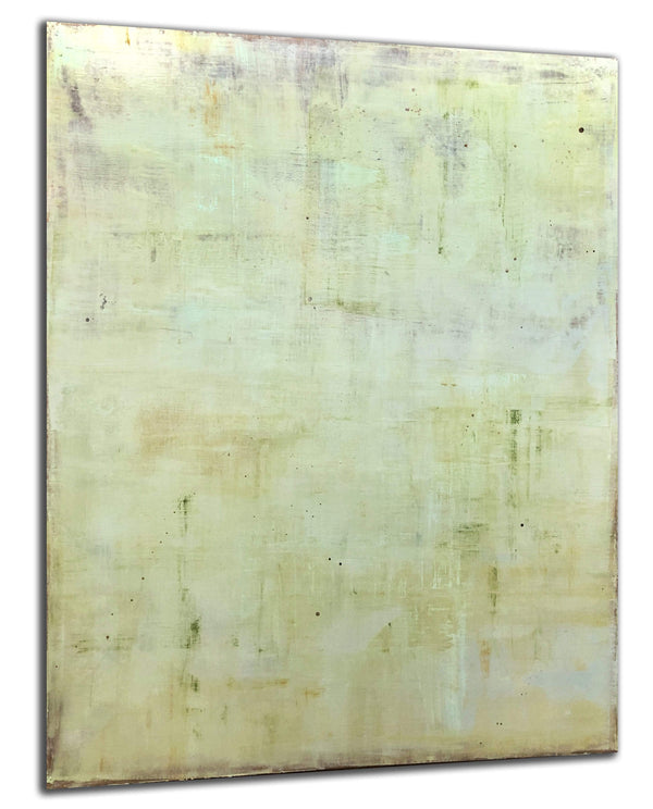 "The Old Green Wall | 60""x48"""
