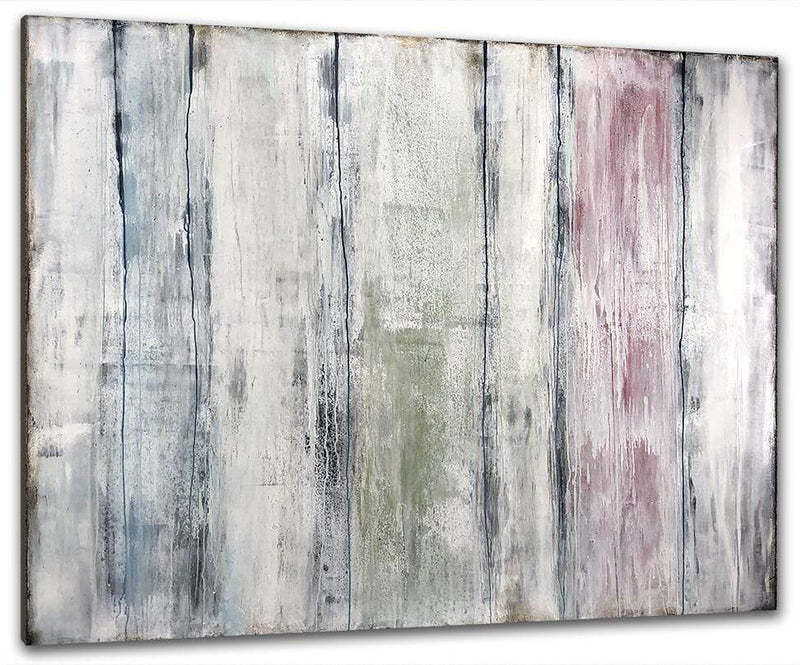 "White Walled | 60""x48"""