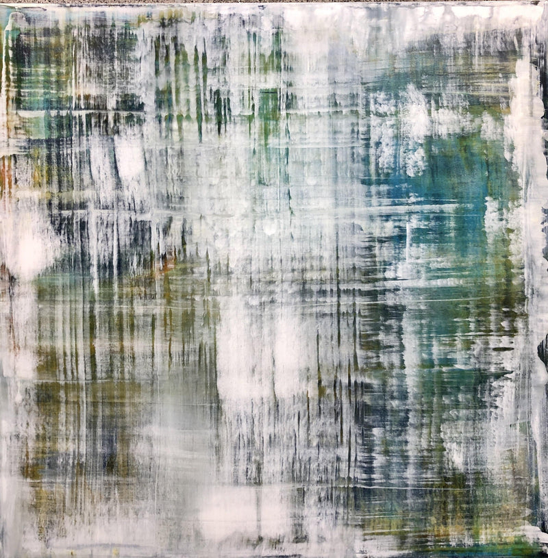 "White Washed | 36""x36"""