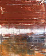 "Robert Tillberg Wrecking Red | 60""x48"""