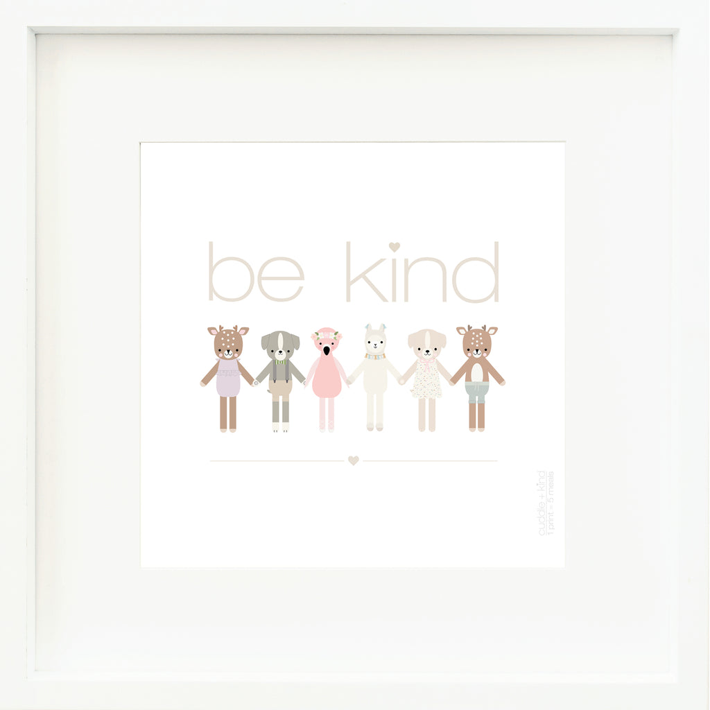 cuddle+kind 4th birthday print special