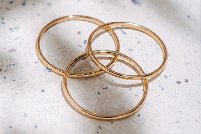 Basic Stacking Ring