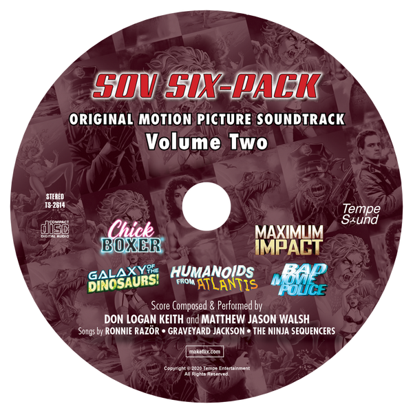 SOV SIX-PACK Volume Two OST