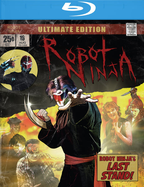 Robot Ninja (Ultimate Edition)
