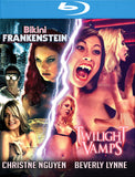 Bikini Frankenstein & Twilight Vamps (Double Feature)