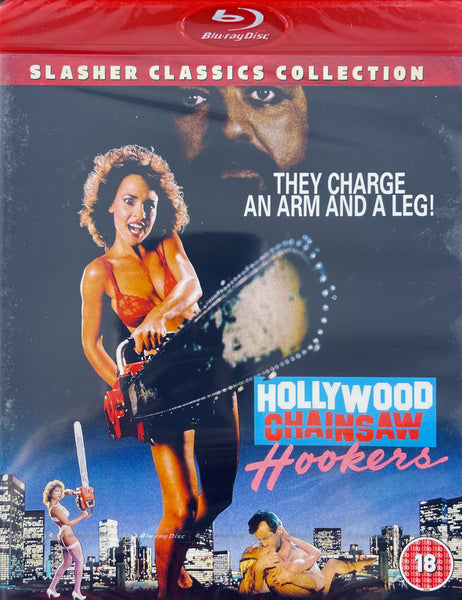 Hollywood Chainsaw Hookers [Region B Import]