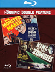 The Monster Maker & King of the Zombies (Double Feature)