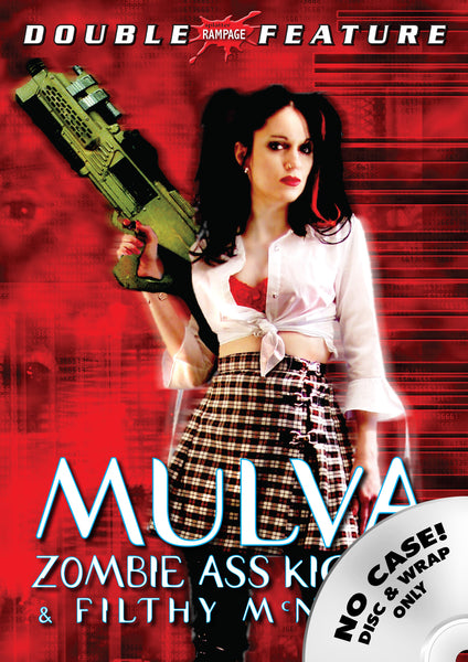 Mulva: Zombie Ass Kicker! & Filthy McNasty (Double Feature)