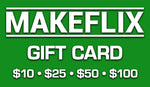 Makeflix E-Gift Card