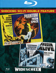 Phantom From Space & Frozen Alive (Double Feature)
