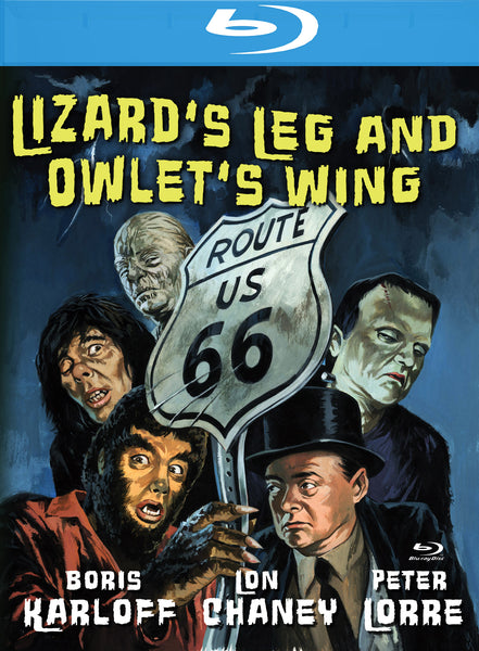 Route 66: Lizard's Leg and Owlet's Wing