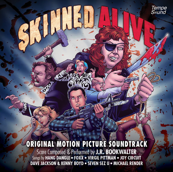 Skinned Alive (Original Motion Picture Soundtrack)