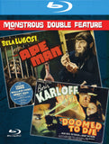 The Ape Man & Doomed to Die (Double Feature)