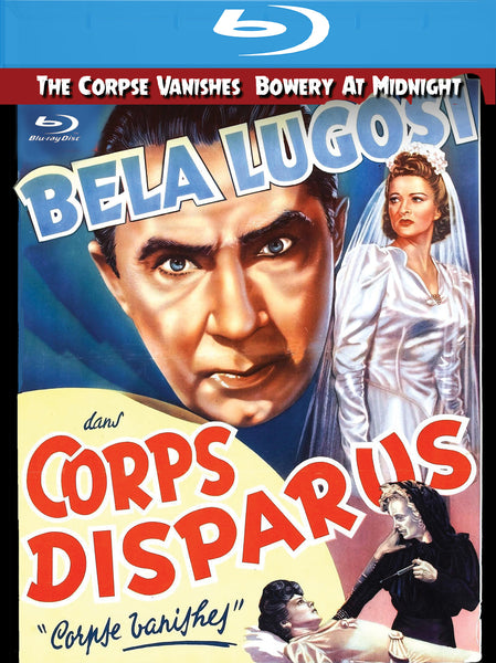 The Corpse Vanishes & Bowery at Midnight (Double Feature)