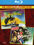 The Wasp Woman & Beast From Haunted Cave (Double Feature)