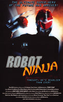 Robot Ninja (Limited Edition VHS)