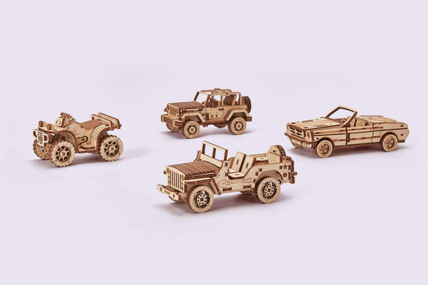 Set of Cars - Complete Kid Shop