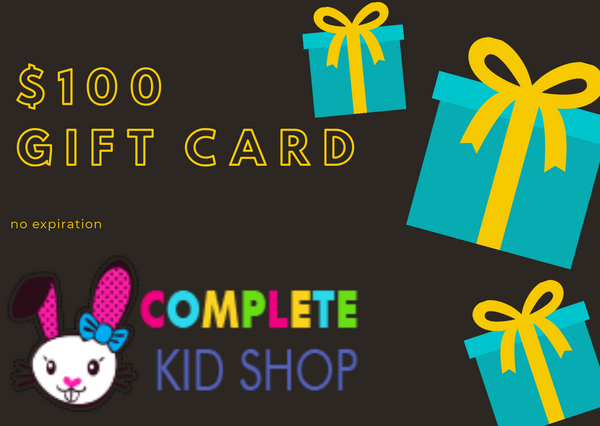 Gift Card - Complete Kid Shop
