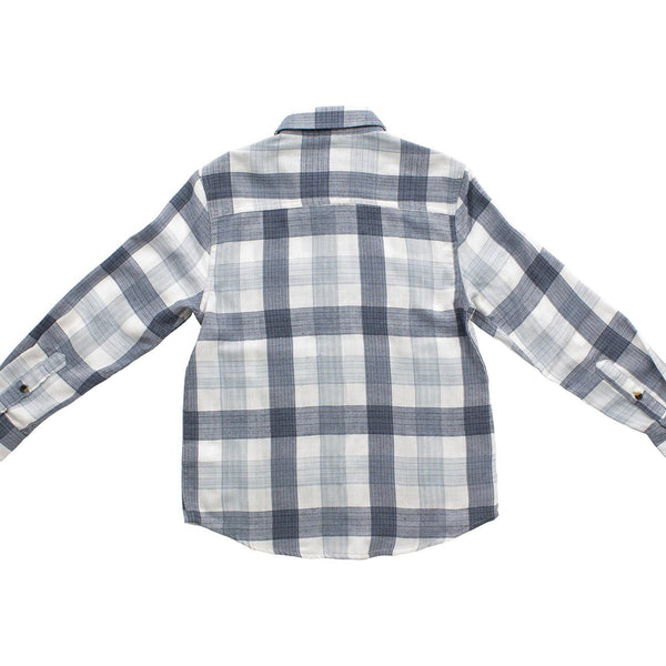 Ronan Plaid Shirt - Complete Kid Shop
