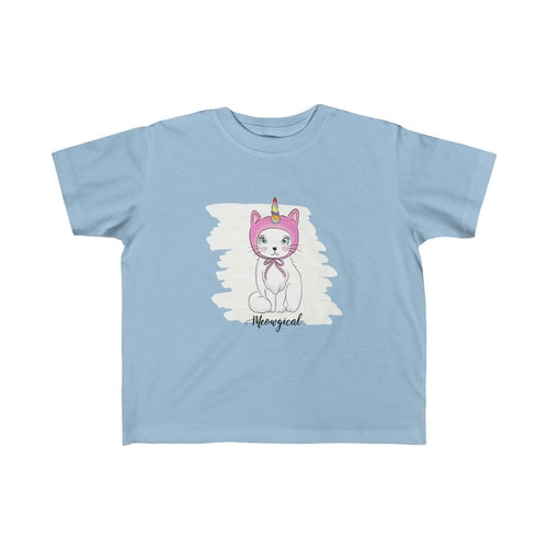 Meowgical Cat Unicorn Kid Girls Tee - Complete Kid Shop