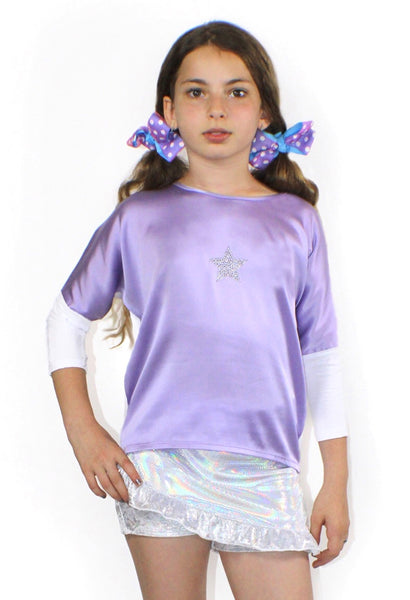 SuperNova, Silk Blouse - Complete Kid Shop