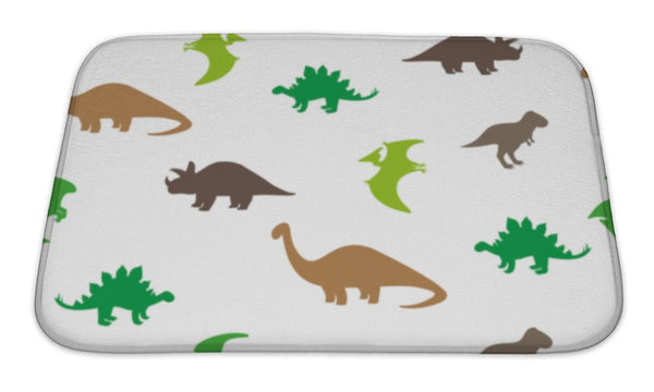 Bath Mat, Dinosaurs - Complete Kid Shop