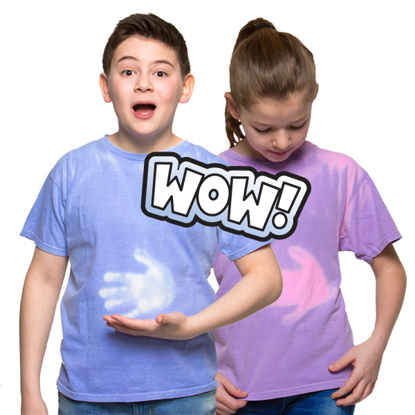 Shadow Shifter Color Changing T-shirt - Complete Kid Shop