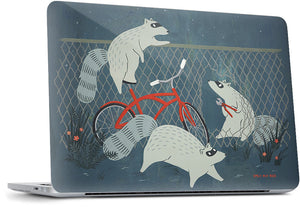Intruders MacBook Skin
