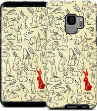 Load image into Gallery viewer, Bunnies Samsung Case