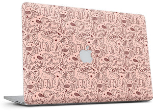 Fairland Pattern MacBook Skin