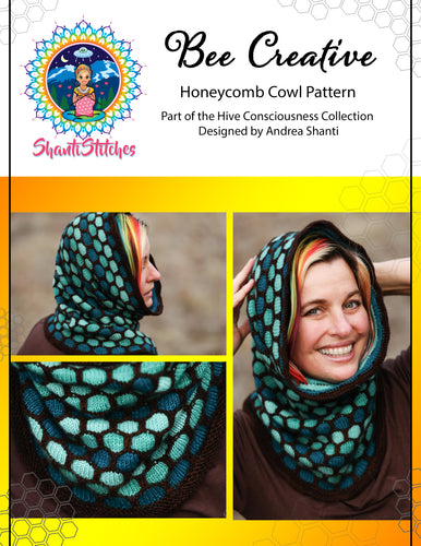 Bee Creative Cowl