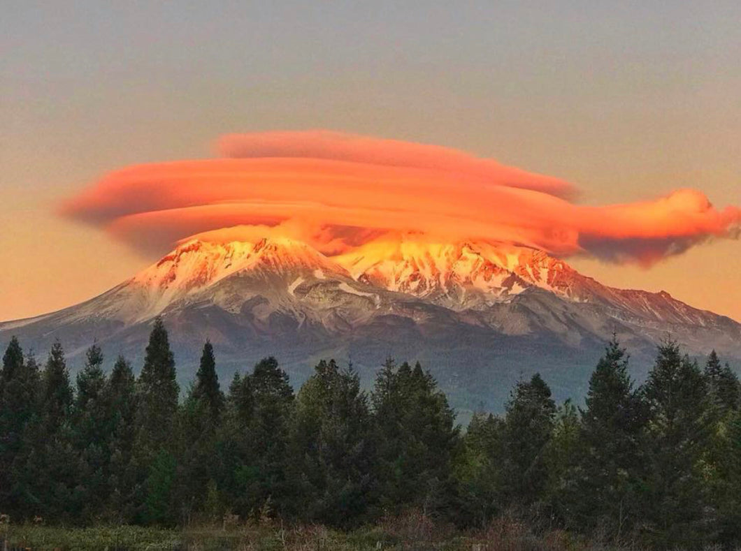 Mystical Mount Shasta