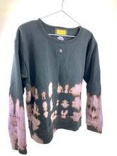 Load image into Gallery viewer, Reverse Tie Dye Sweatshirt
