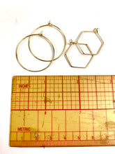 Load image into Gallery viewer, Dangle Earring Jewelry *Gold Plated