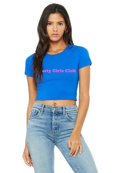 AO - BELLA CROP - NASTY GIRLS CLUB
