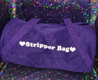 AO - DUFFEL - STRIPPER BAG