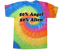 AO - TIEDYE - 50% ANGEL / ALIEN