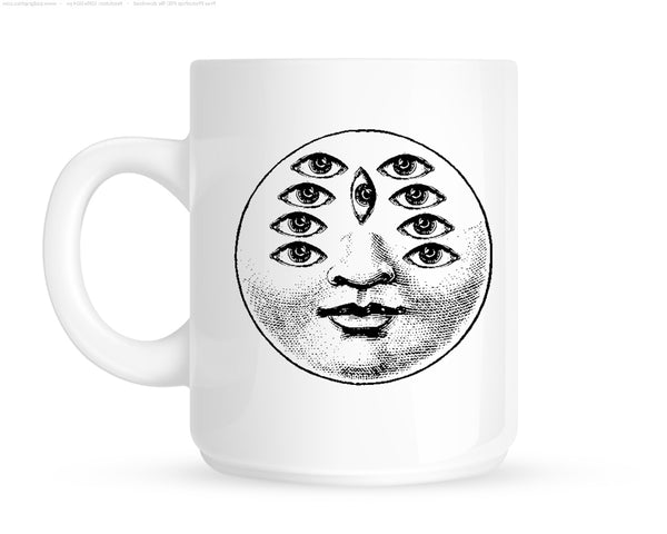 AO - MUG - NINE EYED MOON