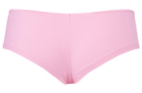 Blank Baby Soft Pink Boyshorts - TRUE TO SIZE - As low as $3.05 per piece