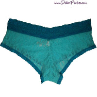 Ocean Blues All Lace Hipster