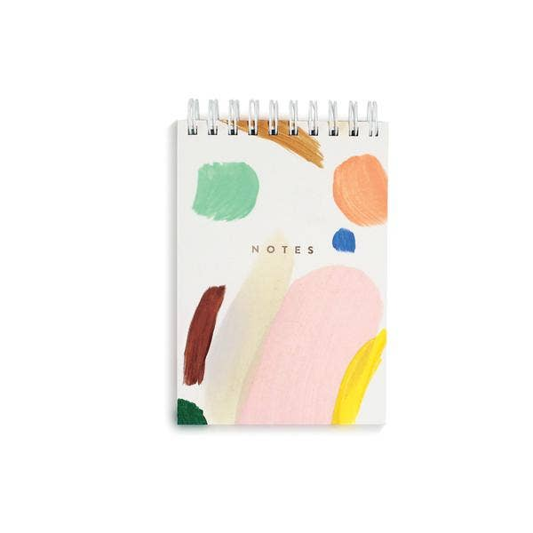 Colorparty Mini Notebook by Moglea