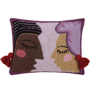 Duet Hook Pillow