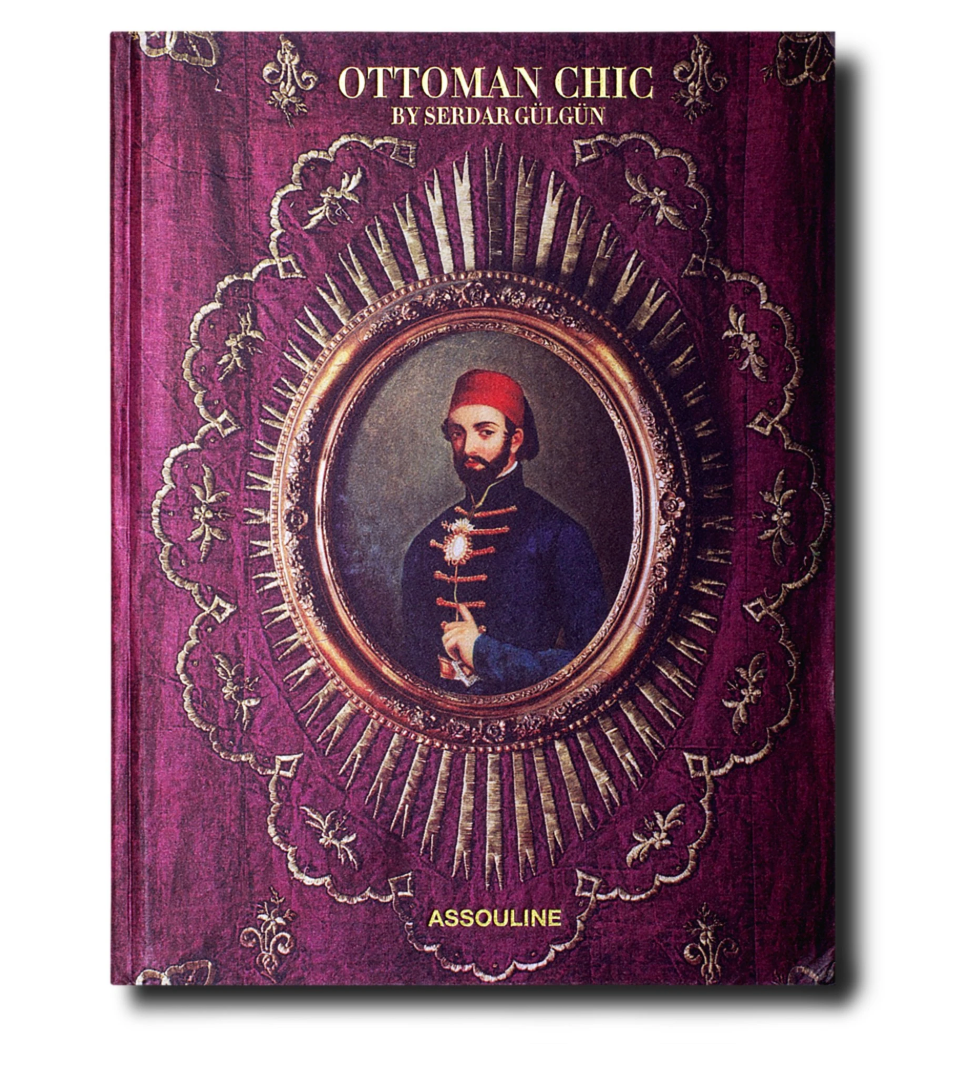 Ottoman Chic by Assouline Books