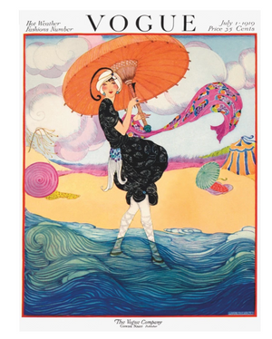 Wading In The Wind Puzzle - Vogue 1000pc