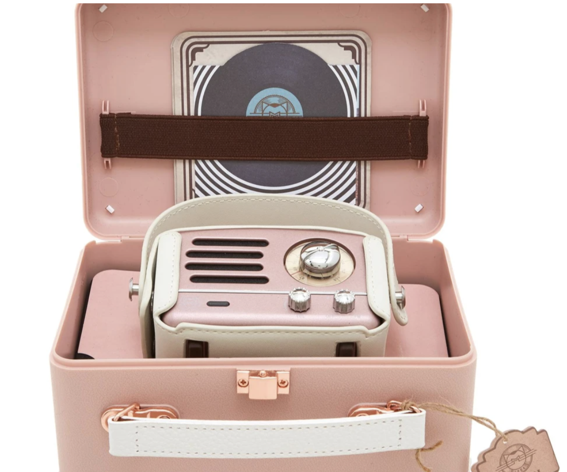 Muzen Radio and Speaker - Limited Edition Rose Gold